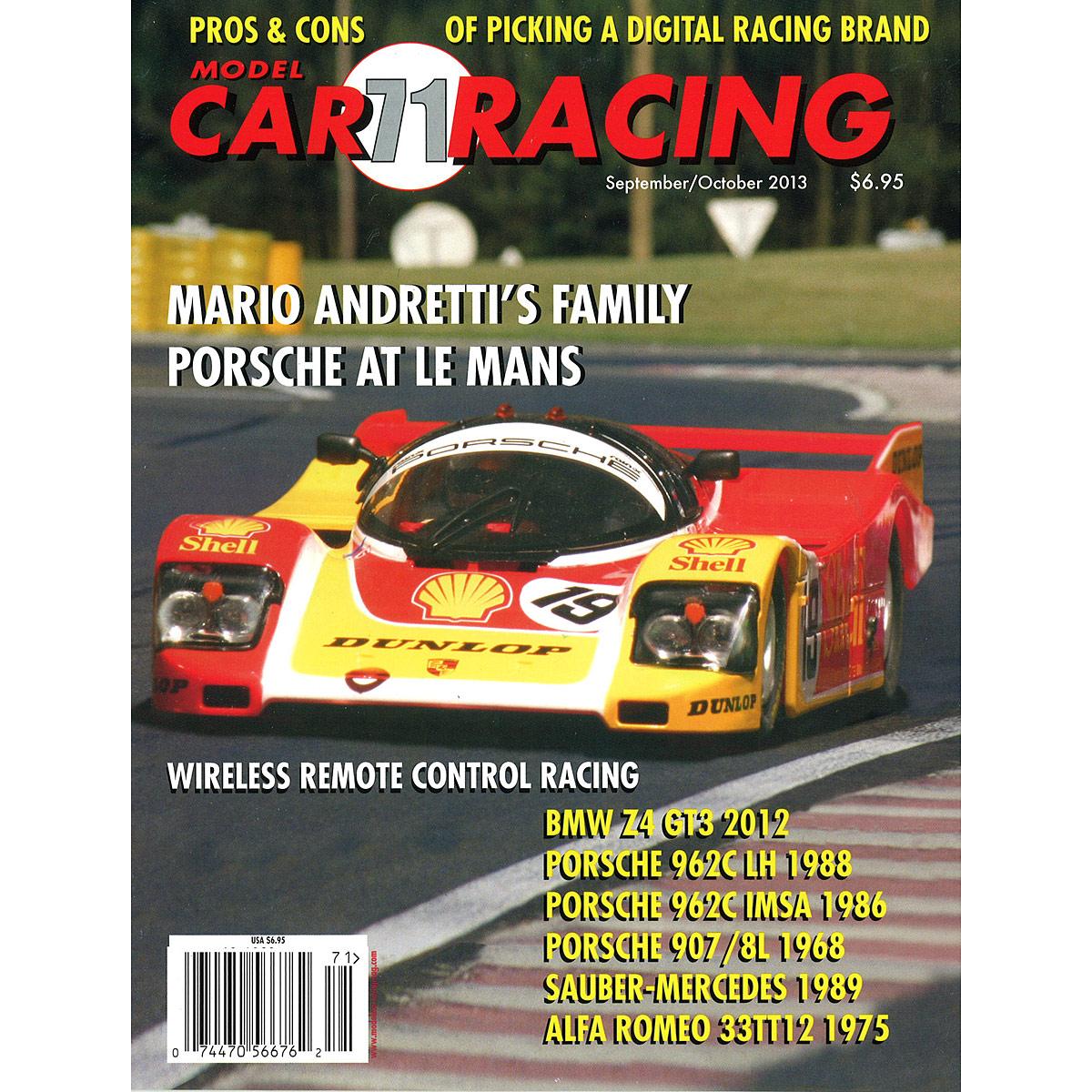 Model Car Racing Magazine Issue 71