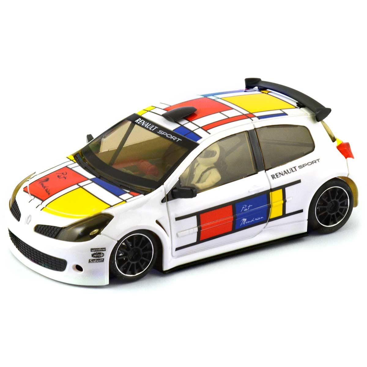 Renault Sport: NSR Renault Clio Sport Piet Mondrian Edition (NSR-0009