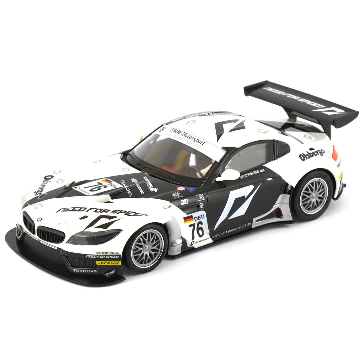 Bmw Z4 Gt3: NSR BMW Z4 No.76 FIA GT3 Euro Championship 2010 (NSR-0011