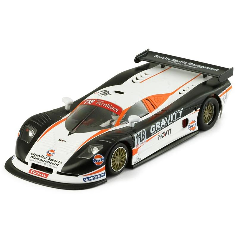 NSR Mosler MT900R No 118 Gravity 24h Spa 2009