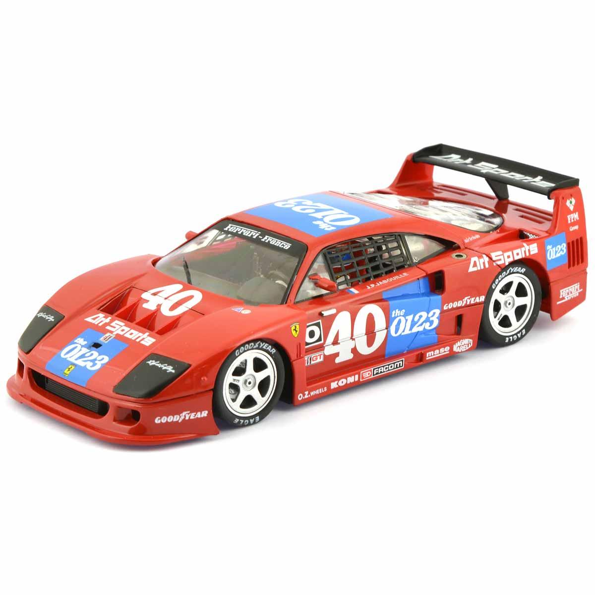 Ferrari F40: Policar Ferrari F40 No.40 IMSA GTO Road America 1990 (PC
