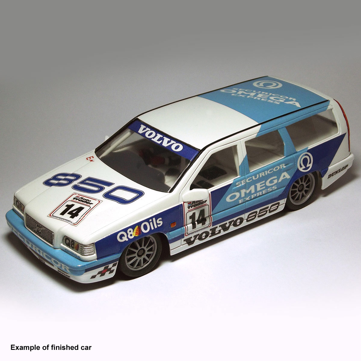 Volvo 850 Estate Kit - BTCC Touring Car