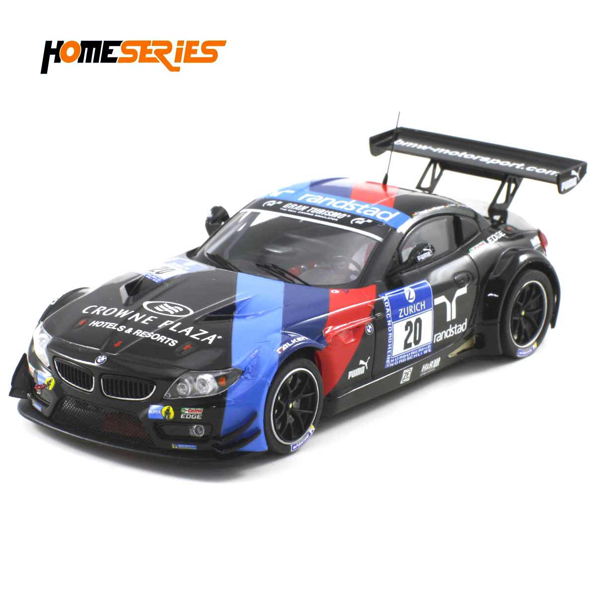 Bmw Z4 Gt3: Scaleauto BMW Z4 GT3 No.20 Team Shubert Motorsport Home