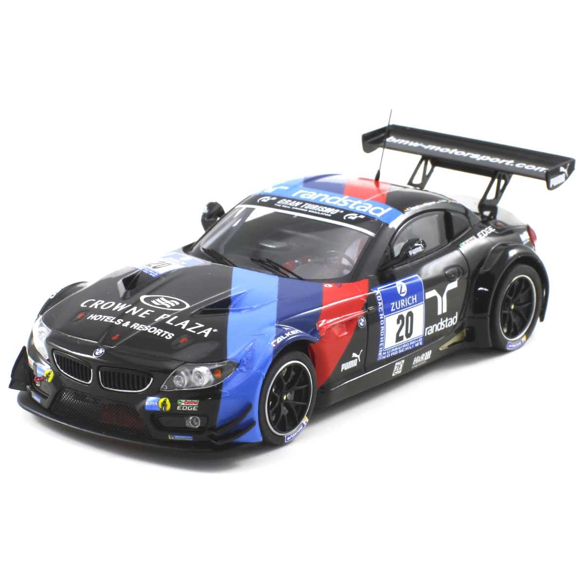 Bmw Z4 Gt3: Scaleauto BMW Z4 GT3 No.20 Team Shubert Motorsport R