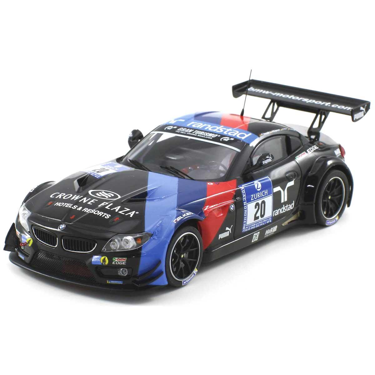 Bmw Z4 Gt3: Scaleauto BMW Z4 GT3 No.20 Nurburgring 2013