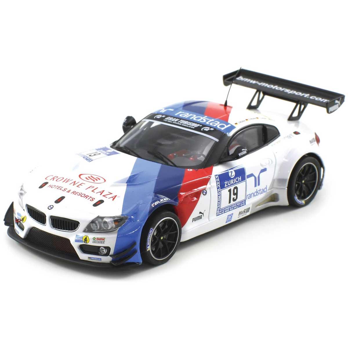 Bmw Z4 Gt3: Scaleauto BMW Z4 GT3 No.19 Nurburgring 2013