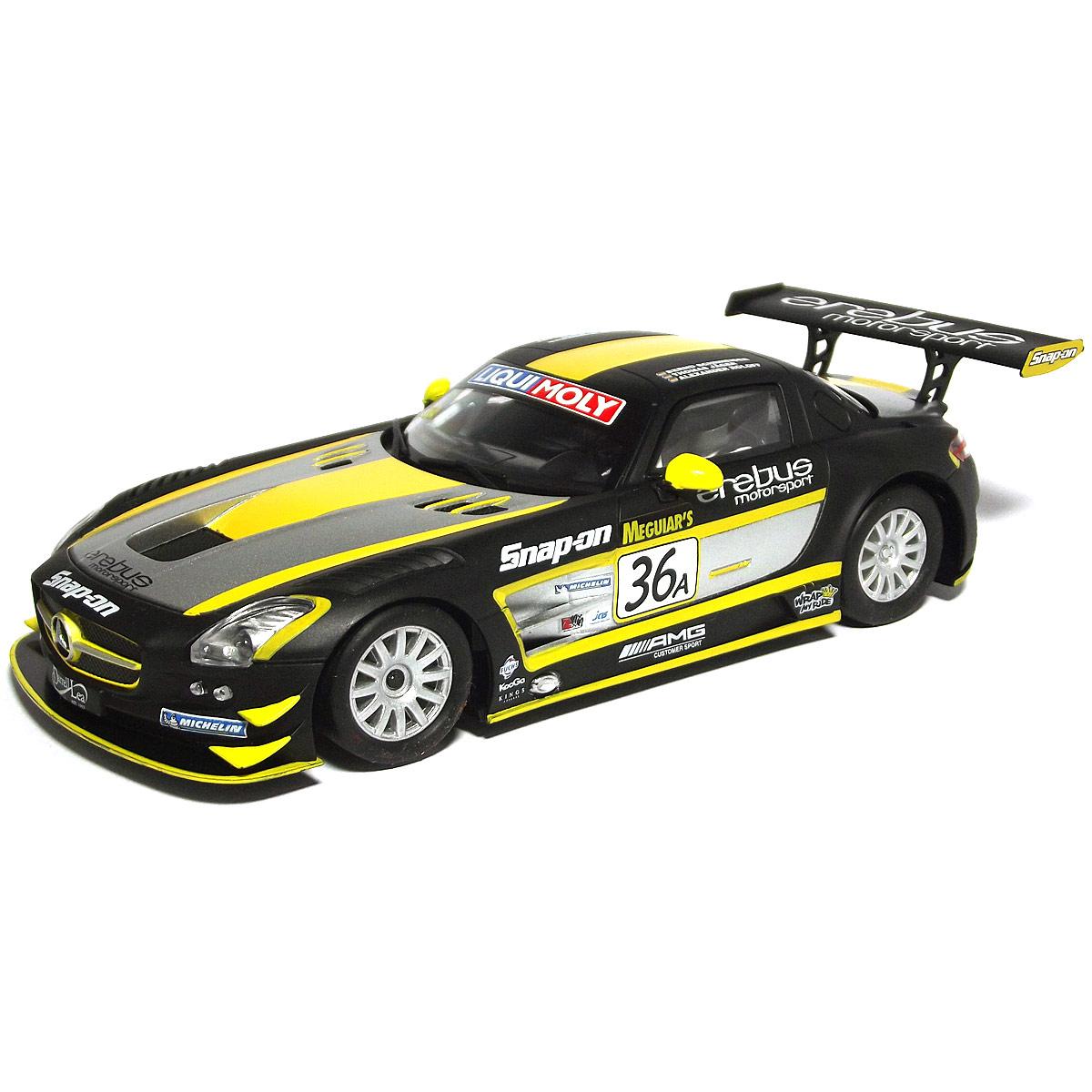 Mercedes Benz Parts And Accessories Catalog >> SCX Mercedes Benz SLS GT3 No.36 Erebus (A10154)
