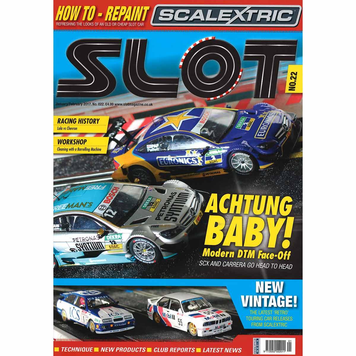 Slots magazines
