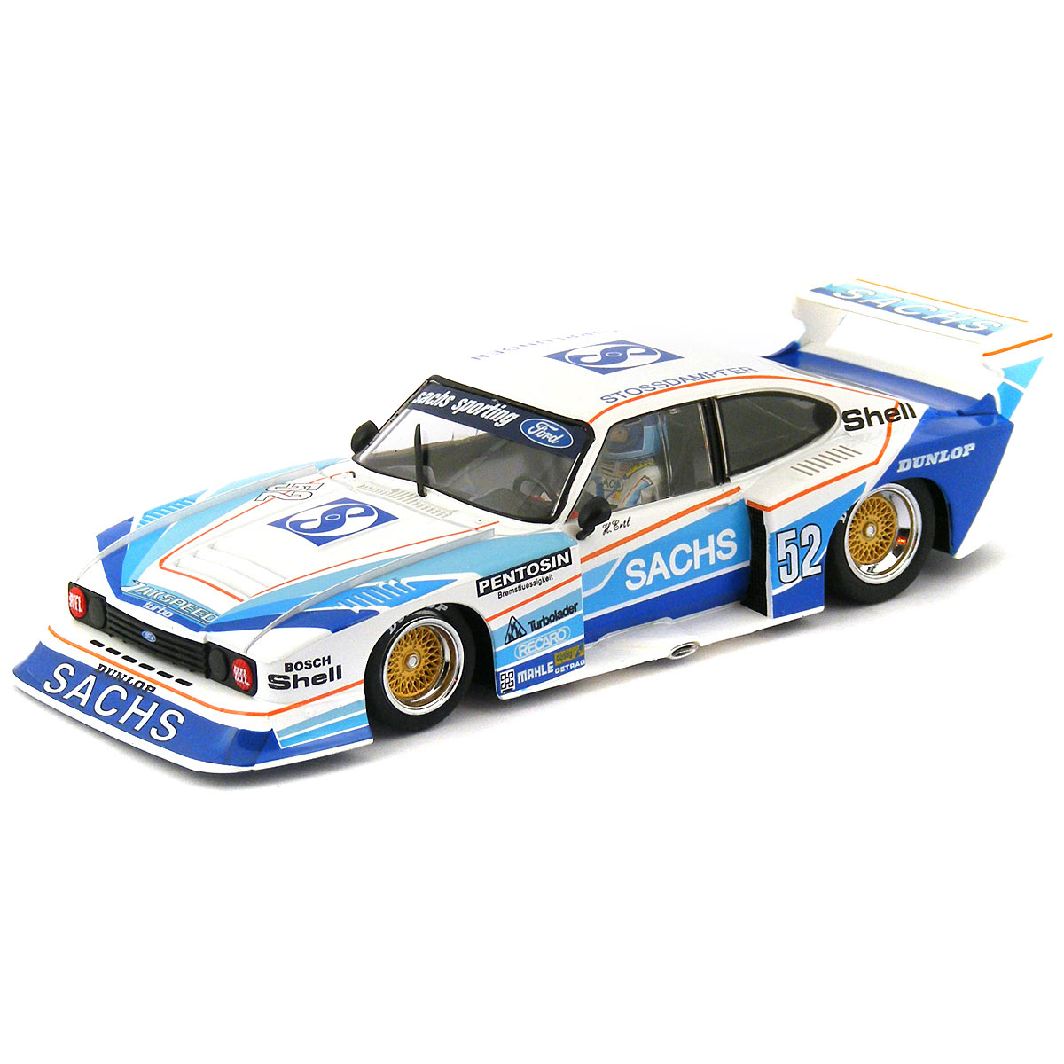 racer sideways ford capri zakspeed sachs racing sw36. Black Bedroom Furniture Sets. Home Design Ideas