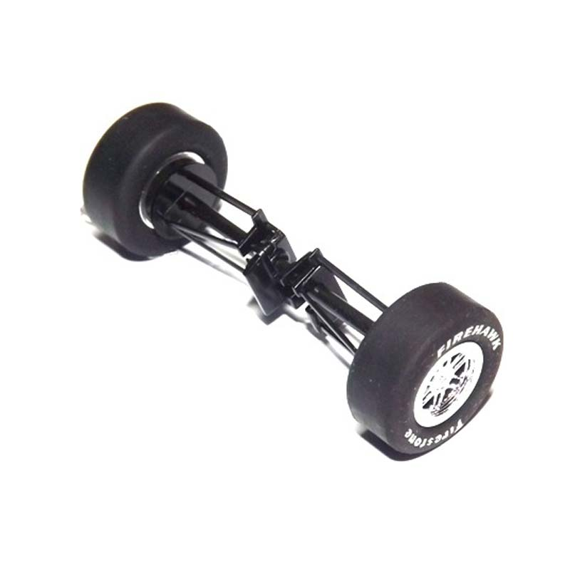 Car Axle Assembly : Scalextric front axle assembly dallara indy car w