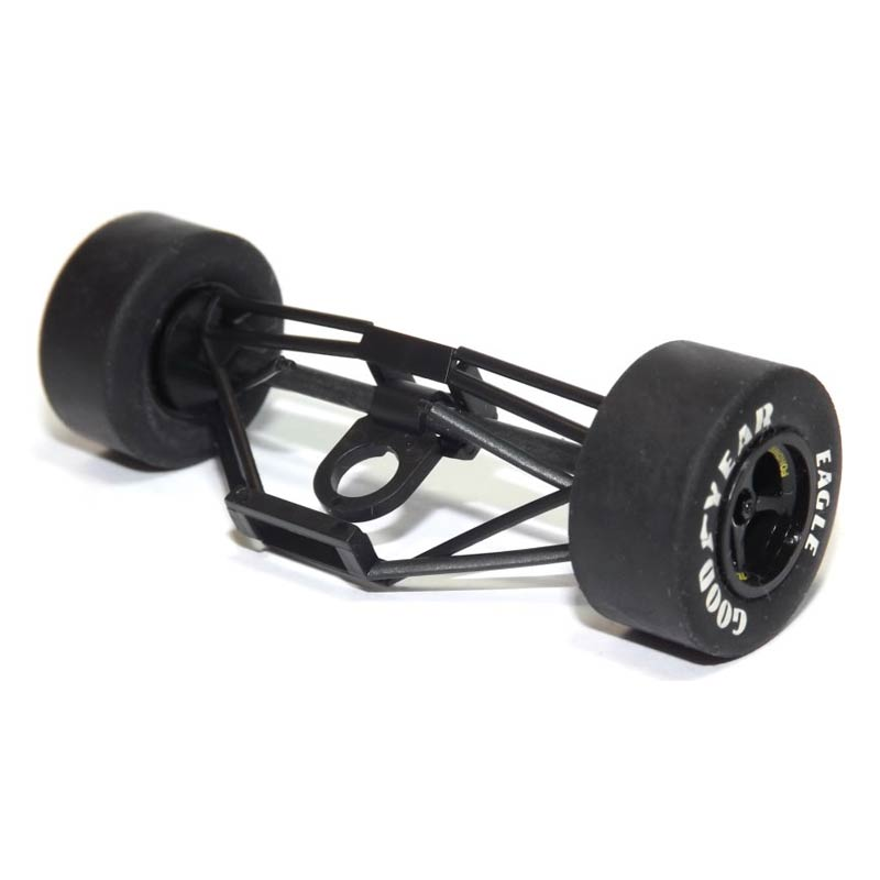 Car Spindle Assembly : Scalextric front axle assembly williams fw b w