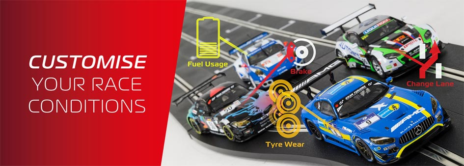 Scalextric ARC PRO Customise Conditions