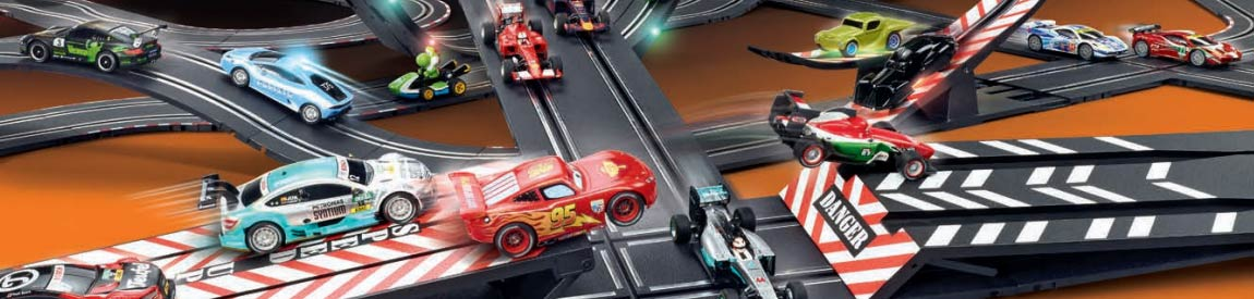 1/43 Scale Slot Cars