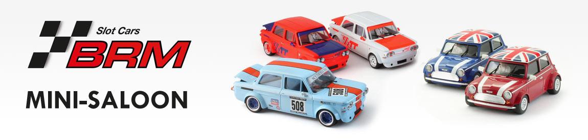 BRM Mini-Saloon Cars