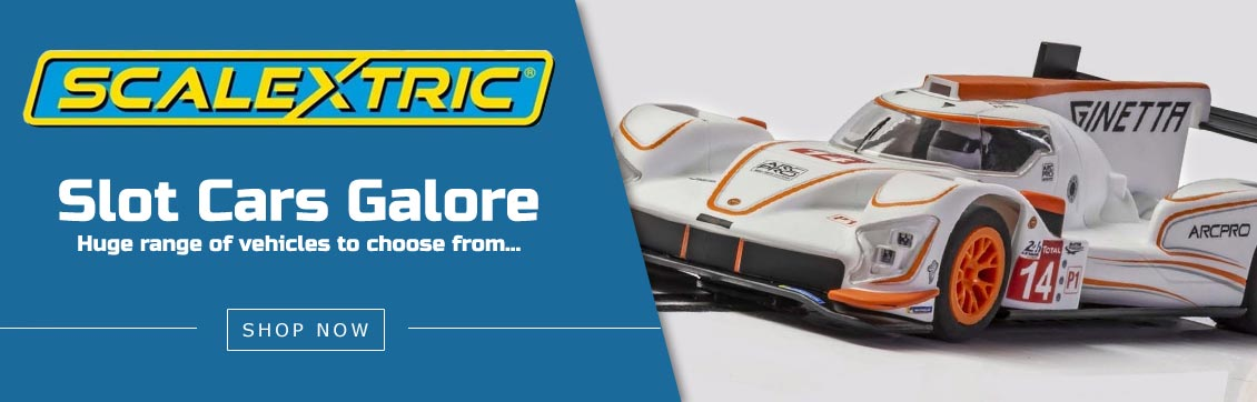 Shop Slot Cars