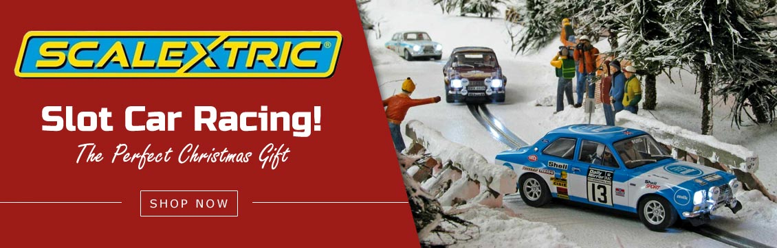 Scalextric The Perfect Christmas Gift