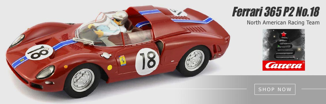 Latest Slot Car Releases
