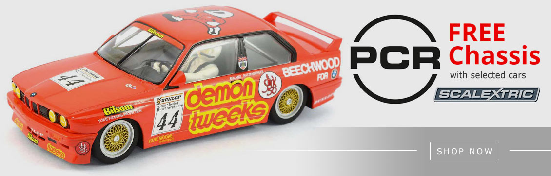 Scalextric PCR Offer