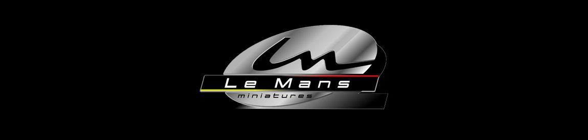 Le Mans Miniatures Figures