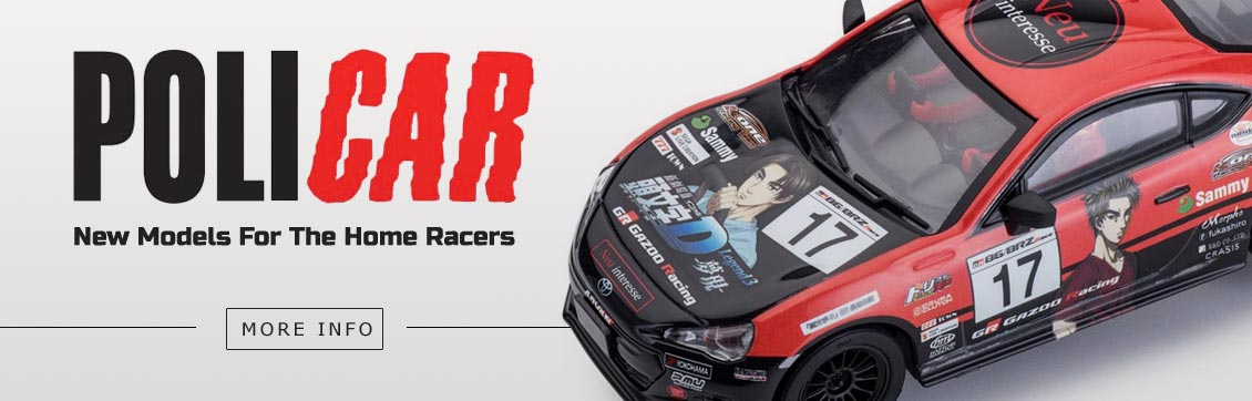 New Policar Models For The Home Racers