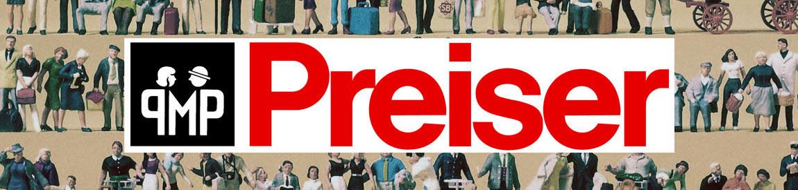 Preiser Figures
