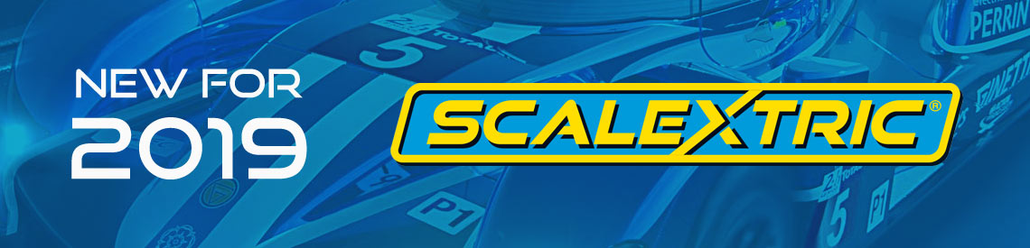 Scalextric 2019 Cars