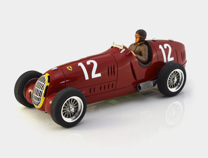 Pre-Add Alfa 8C 1936 Development