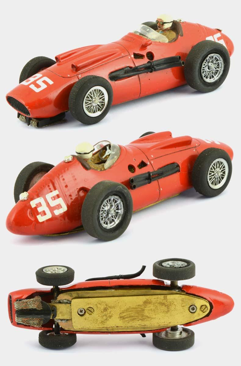 1957 Maserati V12 BC-035