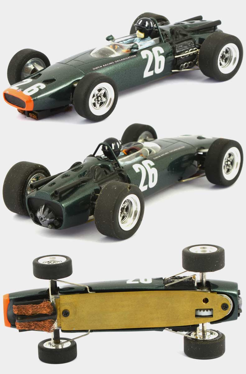 1966 BRM H16 F1