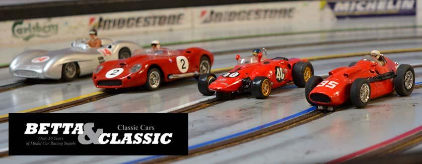 Betta & Classic Car Examples