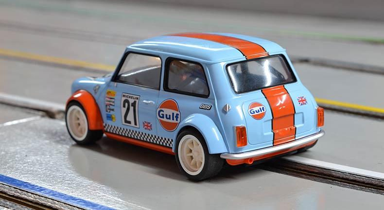 BRM 1/24 Classic Mini Cooper
