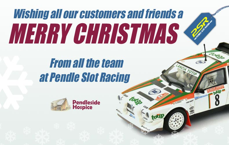 Merry Christmas from Pendle Slot Racing
