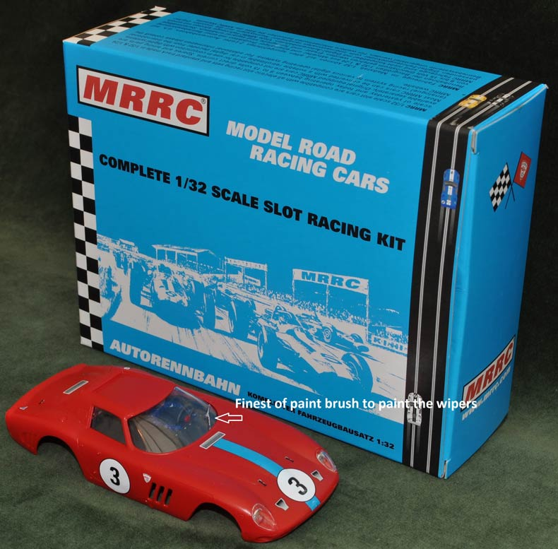 MRRC Clubman Special Kit Build