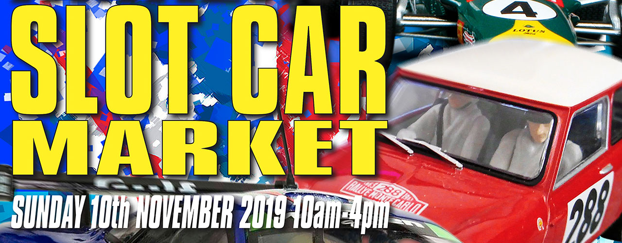 UK Slot Car Market