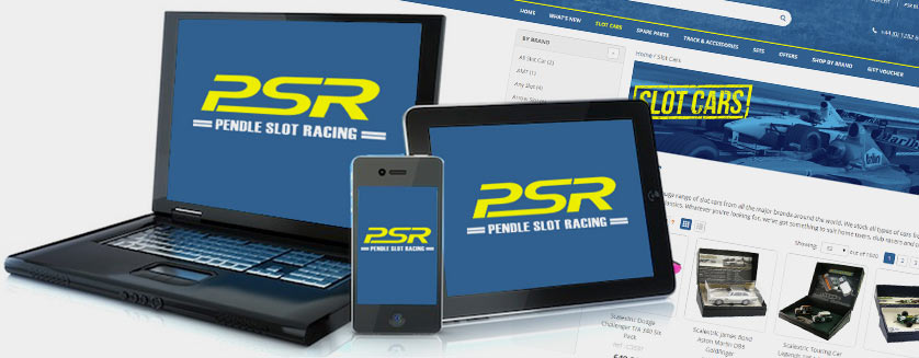 New Pendle Slot Racing website.