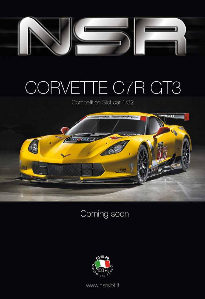 NSR Corvette C7R GT3