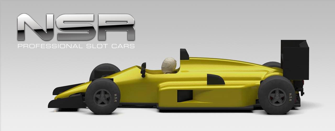NSR Formula One