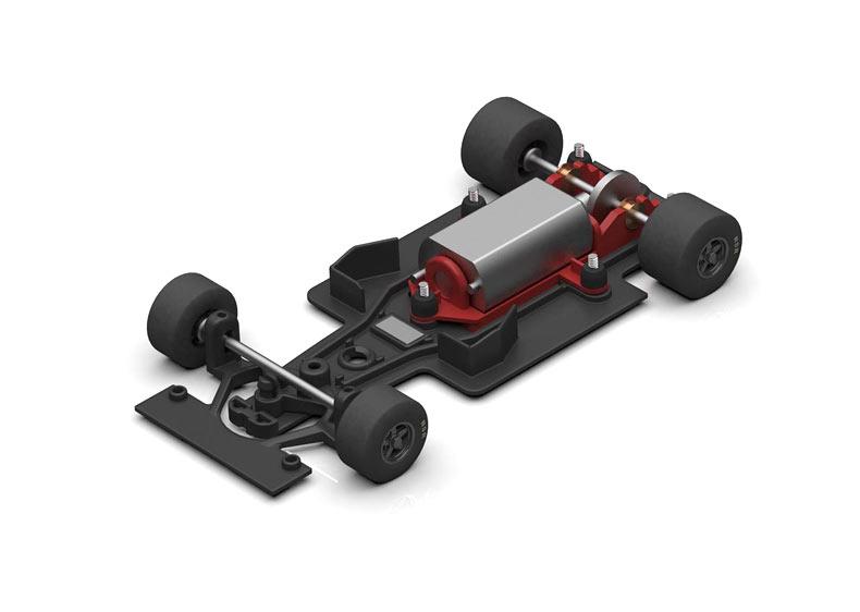 NSR Formula One Track