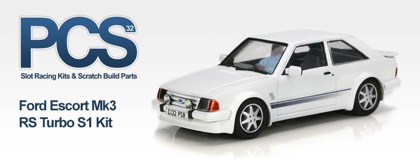 PCS Ford Escort MK3 RS Turbo S1 Kit