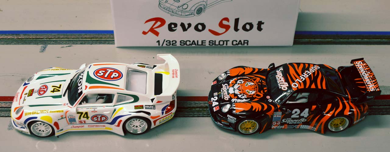 Revo Slot First Samples