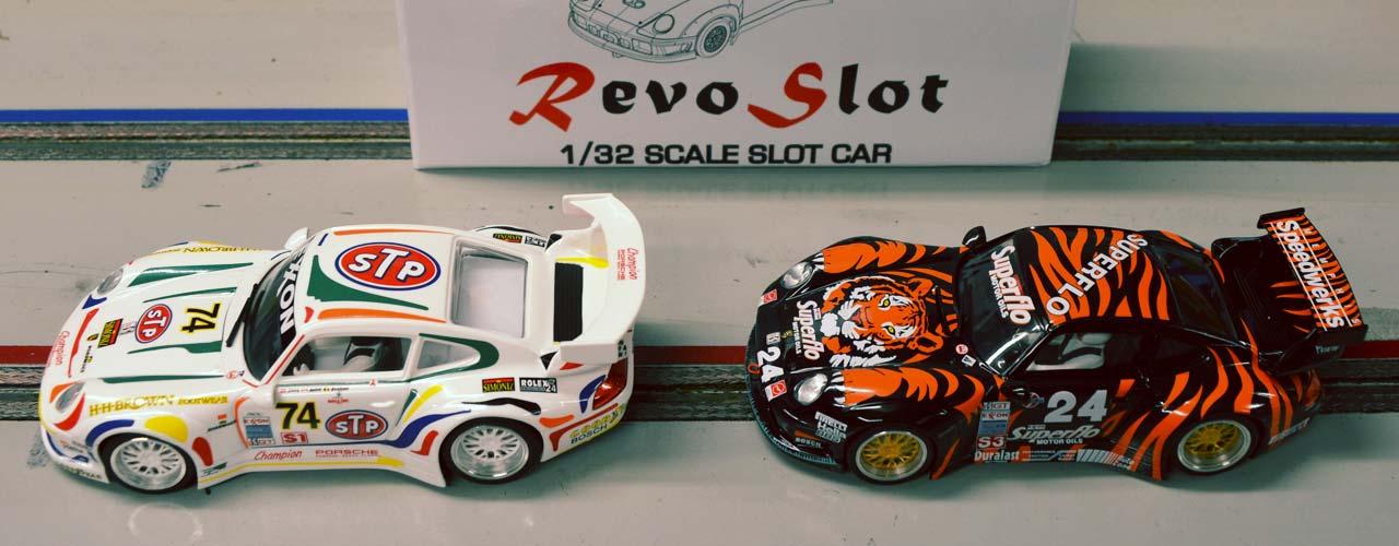 Revo Slot First Samples