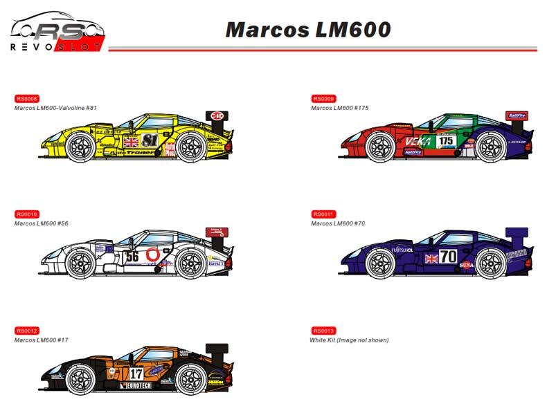 RevoSlot Marcos LM600
