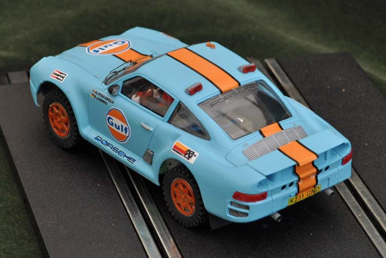 Scaleauto Porsche 959 Kit Completed