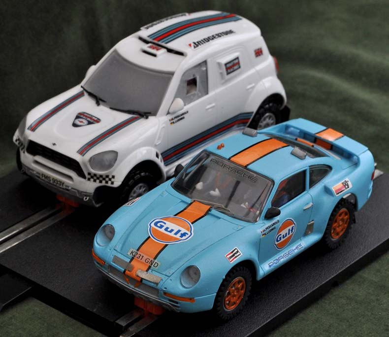 Scaleauto Kits Ready to Race