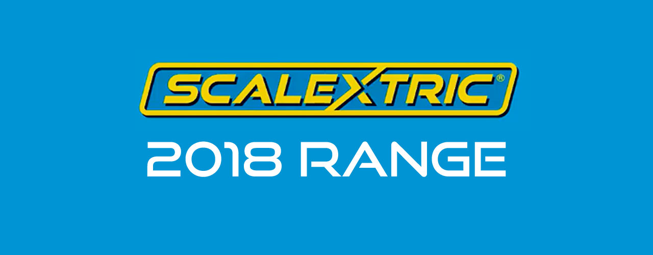 Scalextric 2018 Range Announced