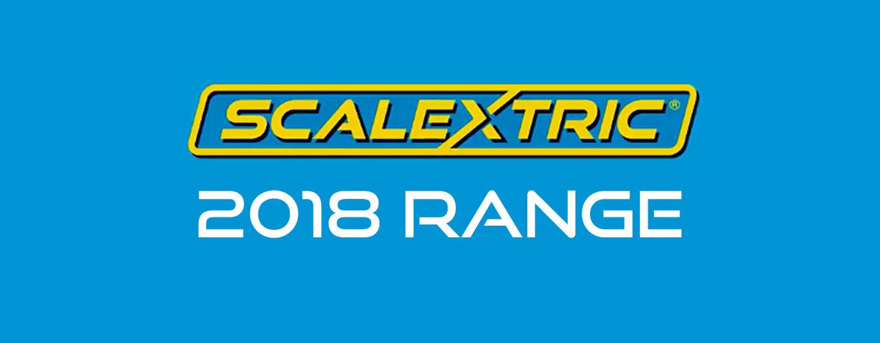 Scalextric 2018 Range Announced