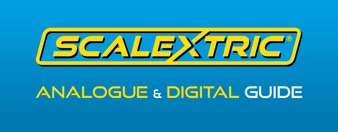 Scalextric Analogue & Digital Explained