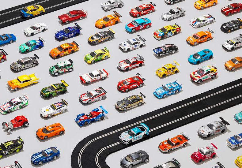 Stuff is Great - The Slot Car Collector