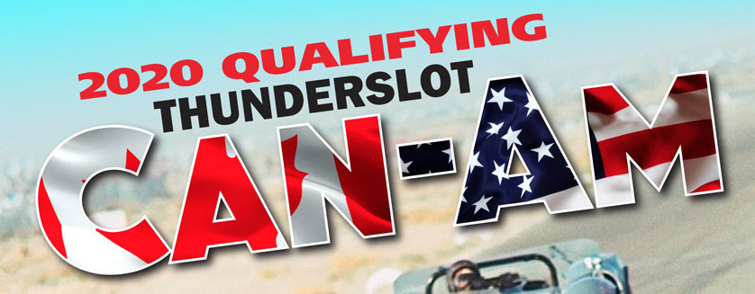 Thunder Slot Can-Am Qualifying - Pendle