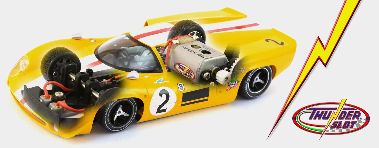 Thunder Slot Lola T70 MKII